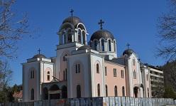 """катедралния храм """"Св. Св. Кирил и Методий"""""""